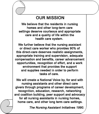 Mission Statements For Health Car Facilities